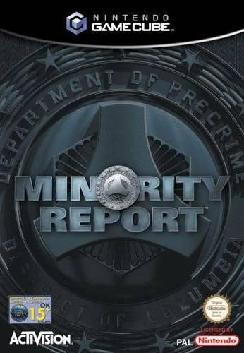 Rom juego Minority Report Le Futur Vous Rattrape