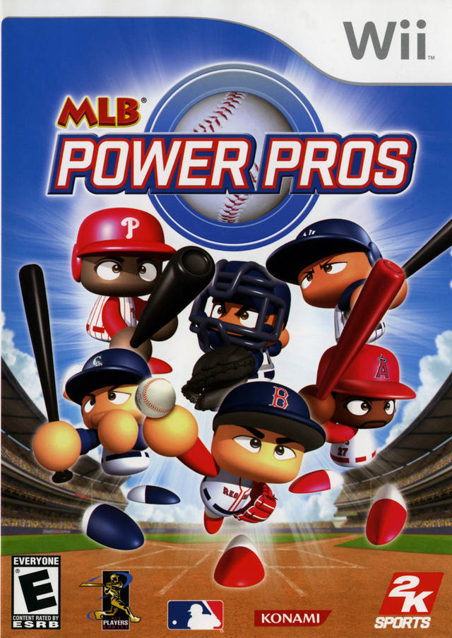 Rom juego MLB Power Pros