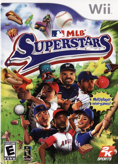 Rom juego MLB Superstars