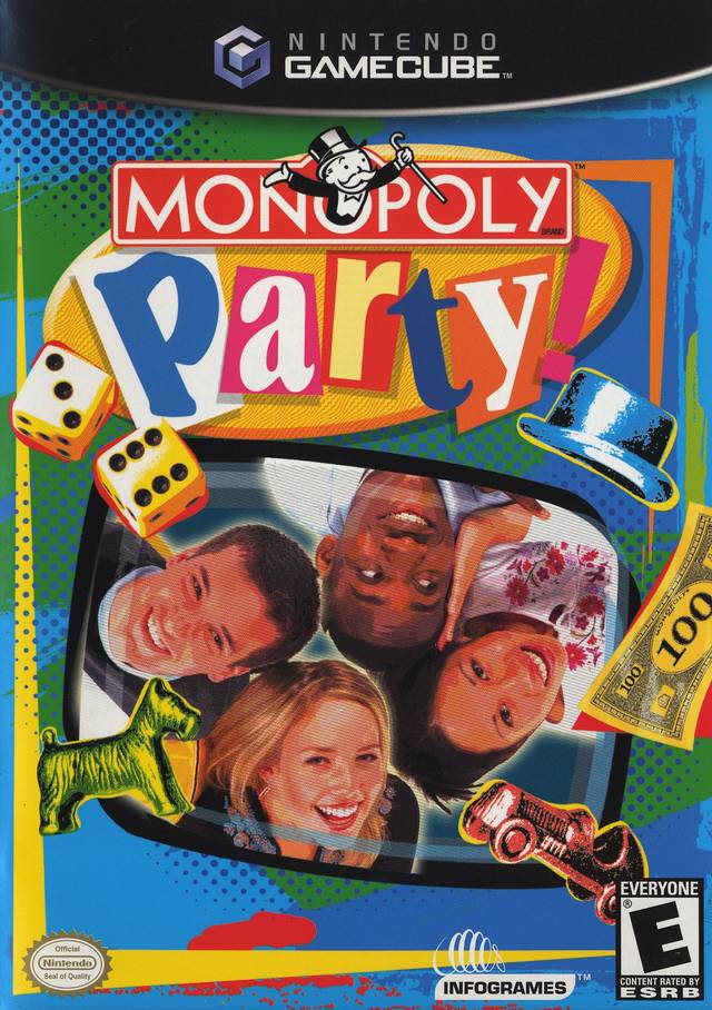 Rom juego Monopoly Party