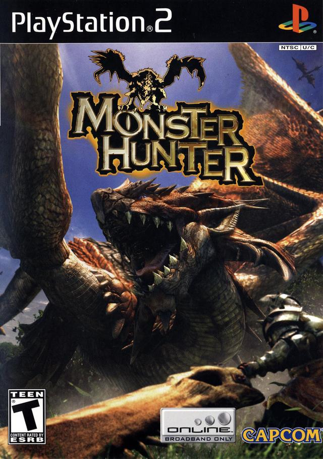 Rom juego Monster Hunter