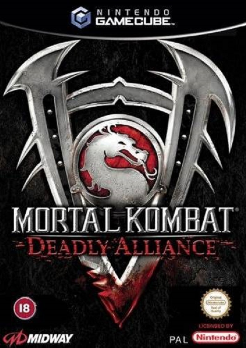 Rom juego Mortal Kombat Deadly Alliance