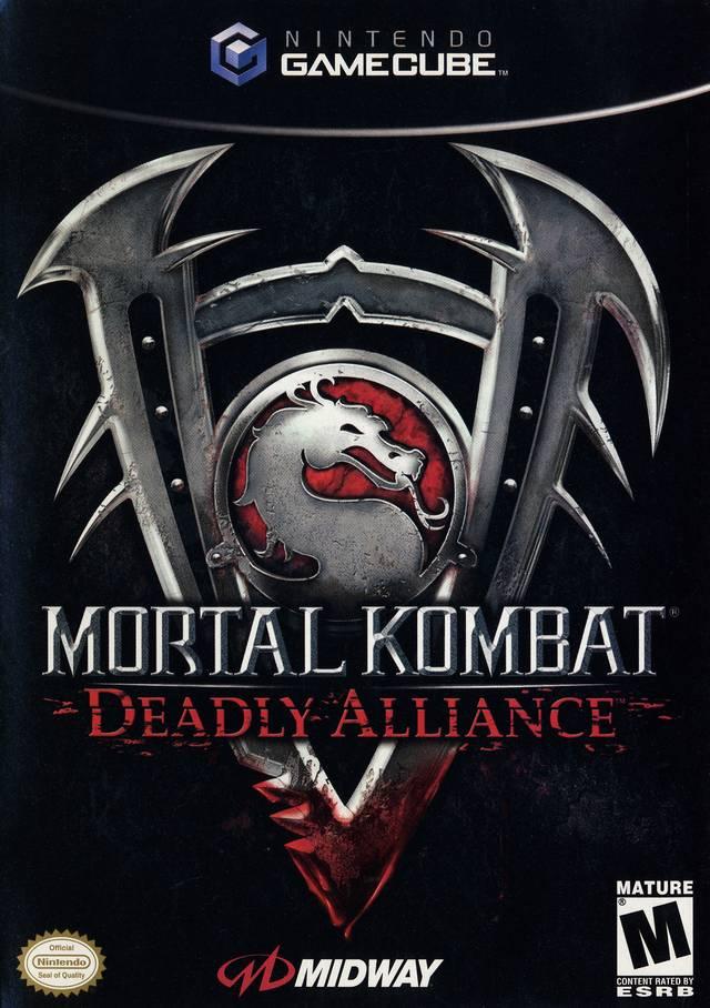 Rom juego Mortal Kombat Deadly Alliance