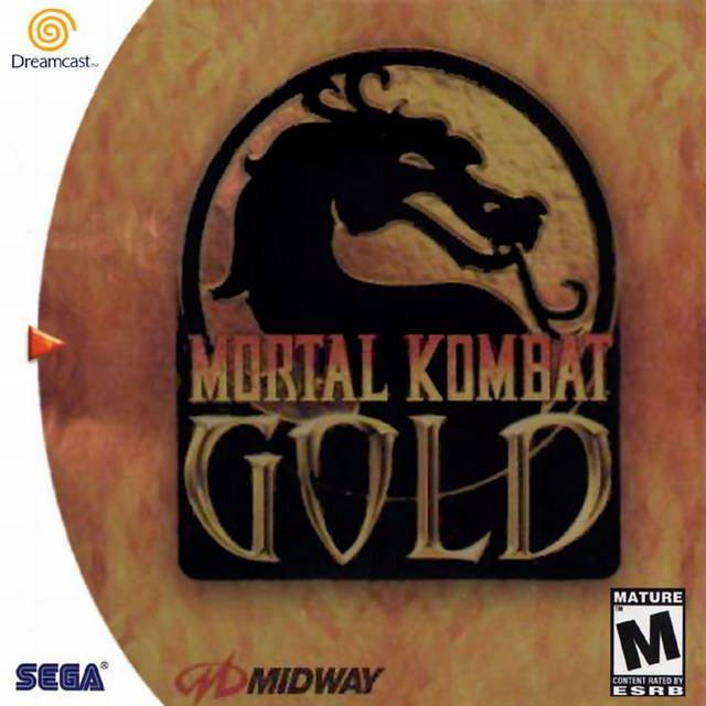 Rom juego Mortal Kombat Gold