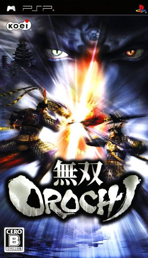 Rom juego Musou Orochi