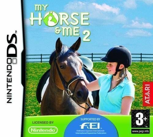 Rom juego My Horse And Me 2