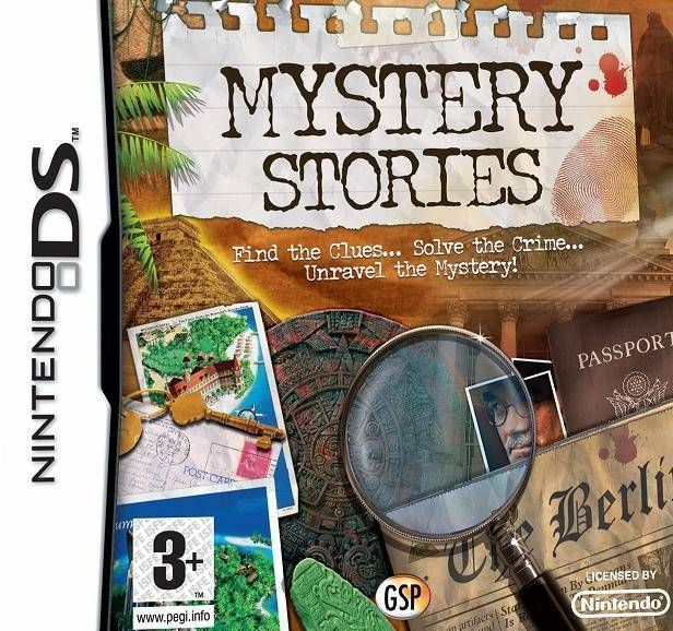 Rom juego Mystery Stories