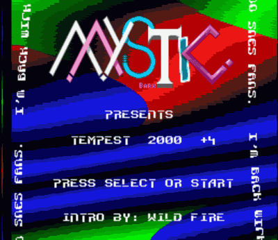Rom juego Mystic Demo