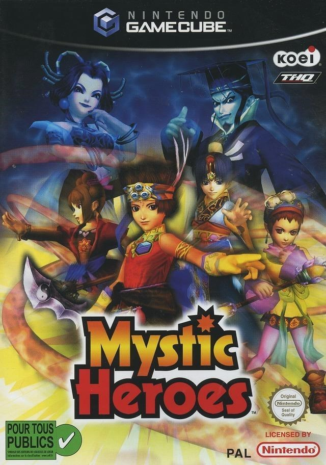 Rom juego Mystic Heroes