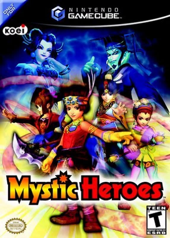 Rom juego Mystic Heroes