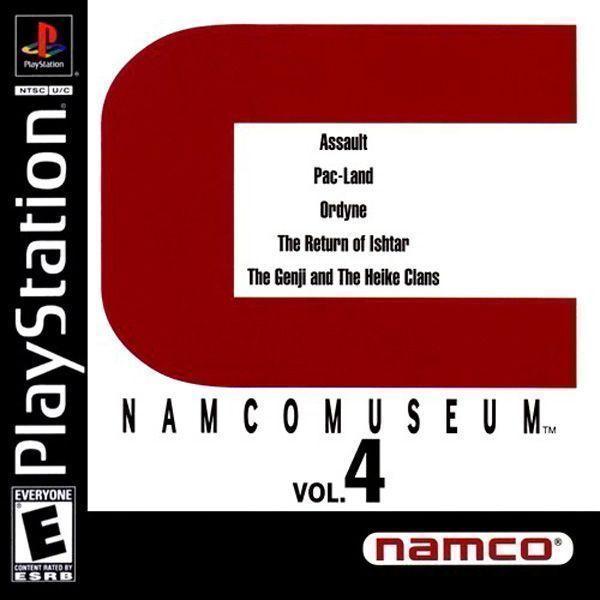 Rom juego Namco Museum Vol.2
