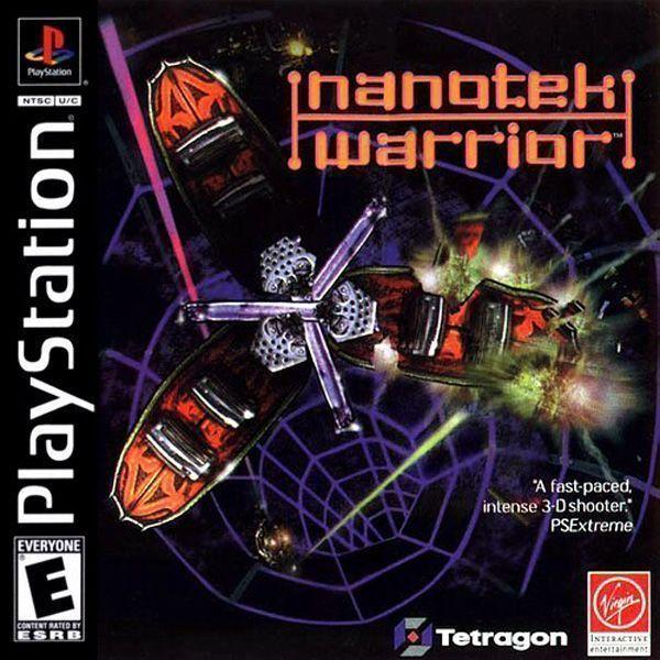 Rom juego Nanotek Warrior