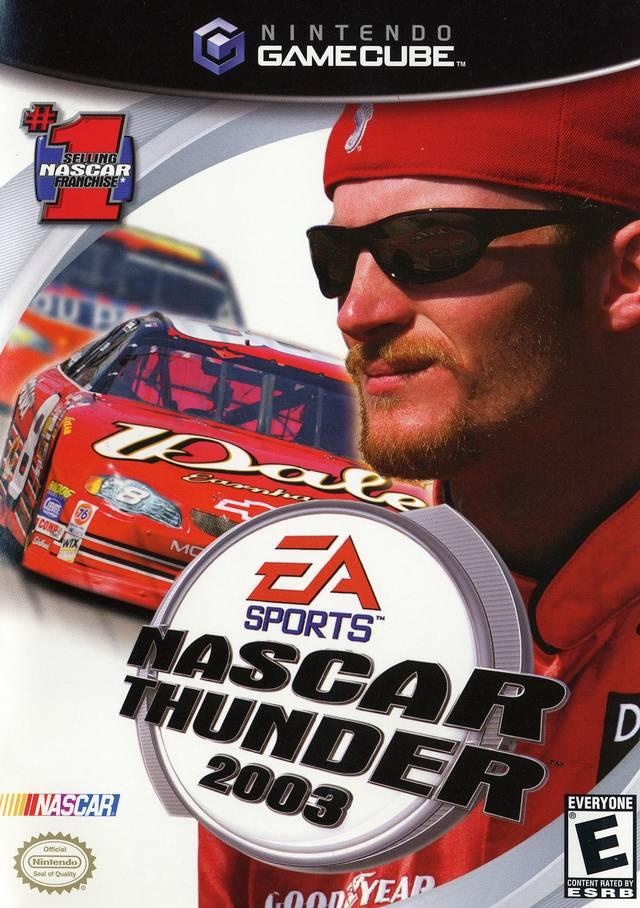 Rom juego NASCAR Thunder 2003