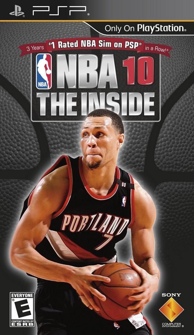 Rom juego NBA 10 - The Inside