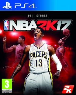 Rom juego NBA 2K17