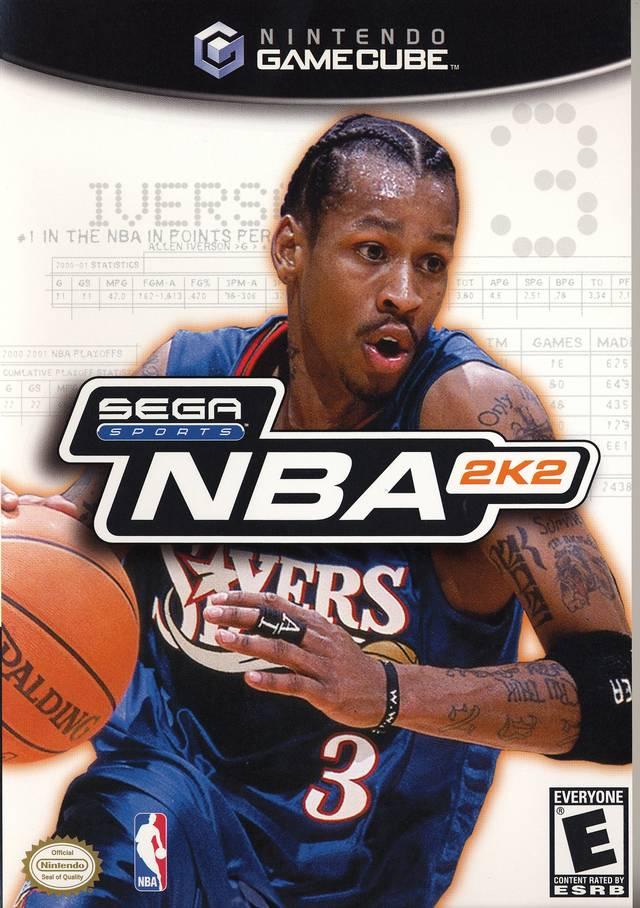 Rom juego NBA 2K2