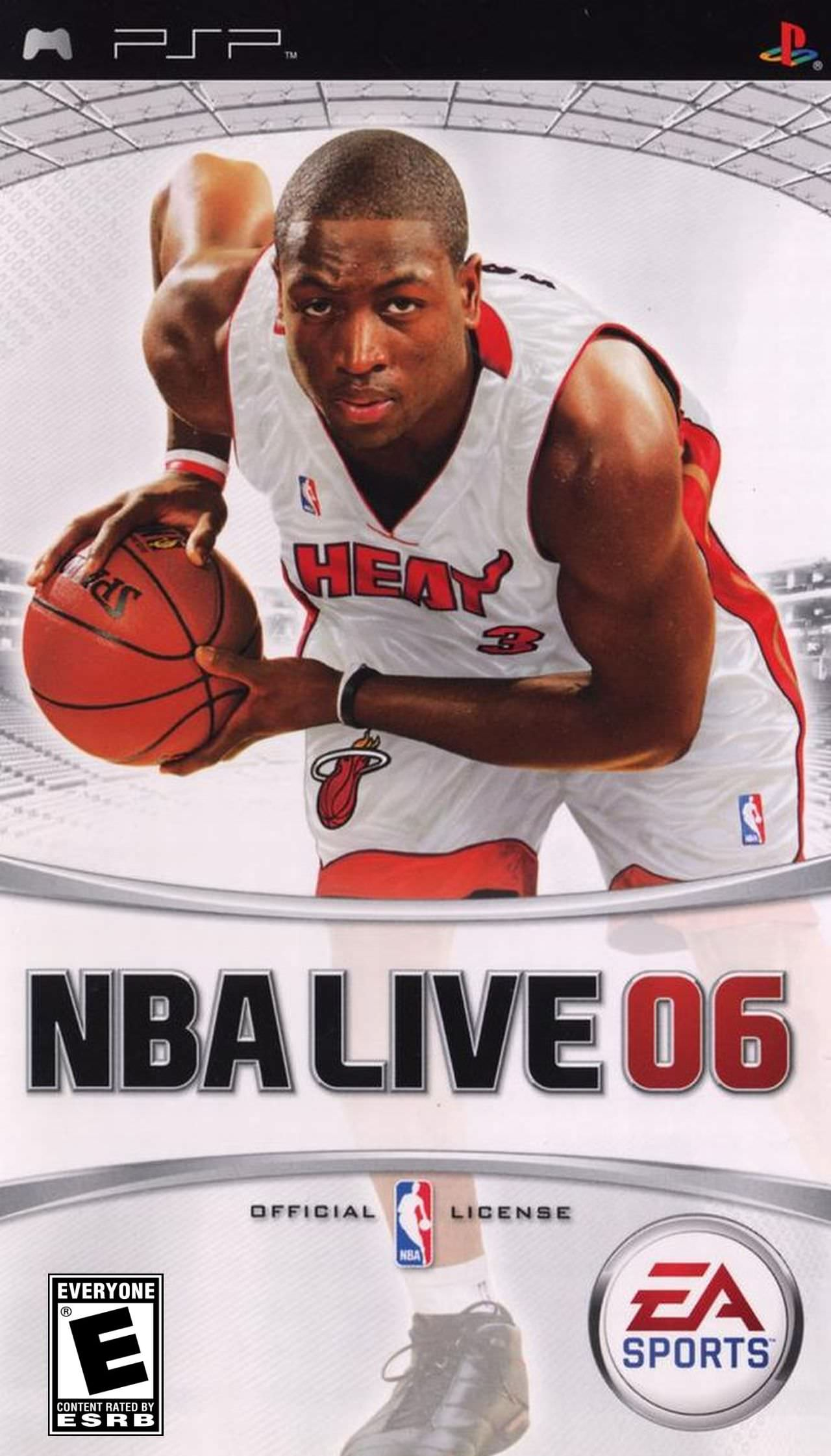 Rom juego NBA Live 06