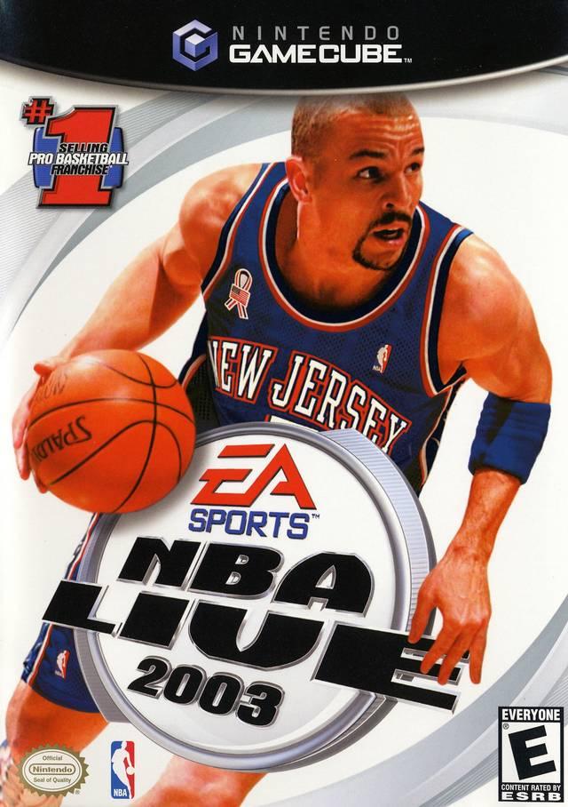 Rom juego NBA Live 2003