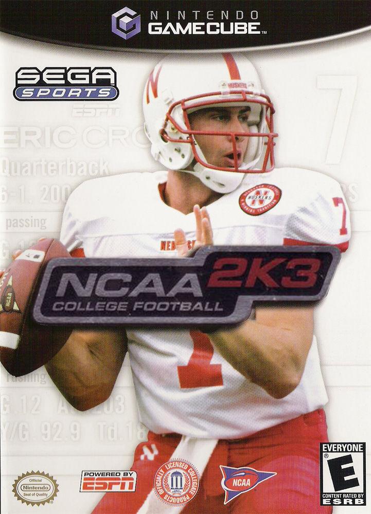 Rom juego NCAA College Football 2K3