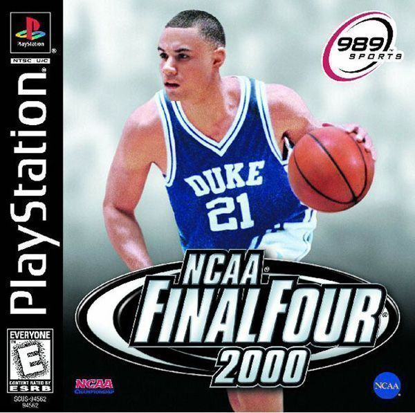 Rom juego Ncaa Final Four 2000