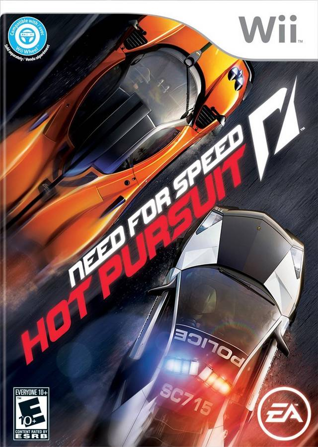 Rom juego Need for Speed - Hot Pursuit.7z