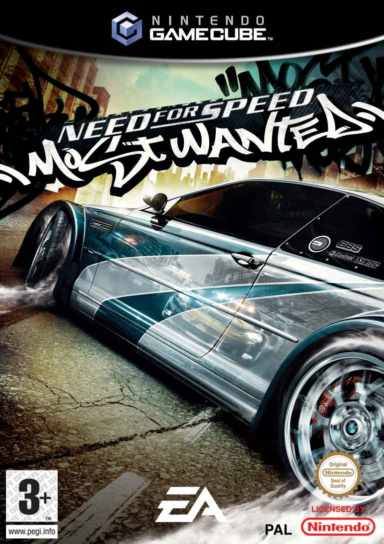 Rom juego Need For Speed Most Wanted