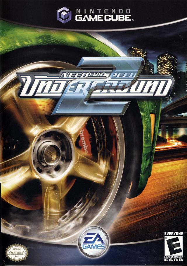 Rom juego Need For Speed Underground 2