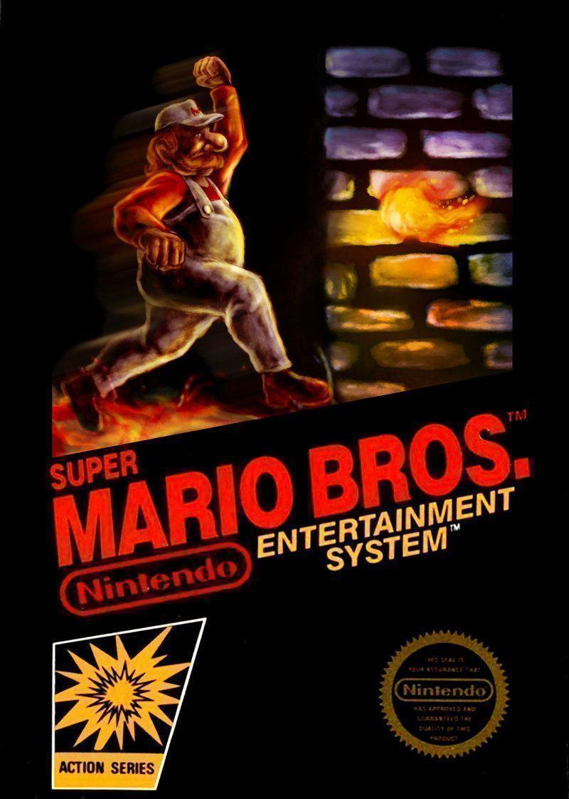 Rom juego Mario 7 en 1
