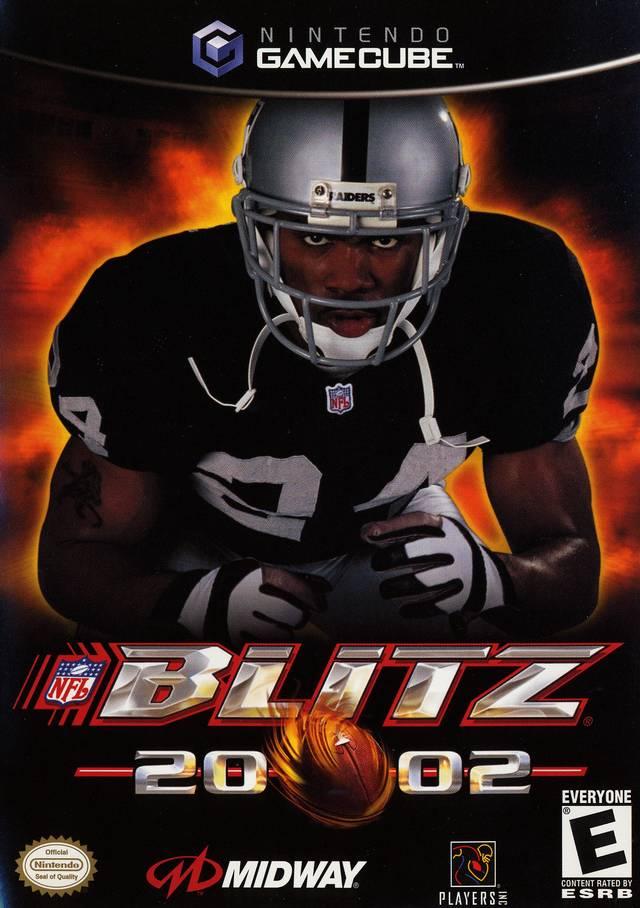 Rom juego NFL Blitz 2002