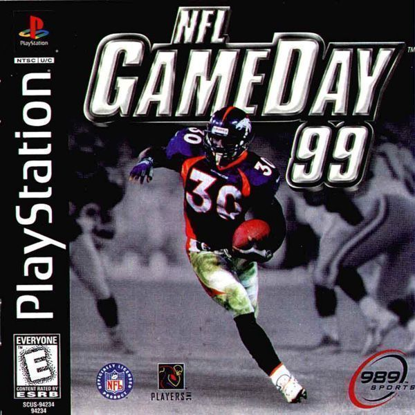 Rom juego Nfl Gameday 99