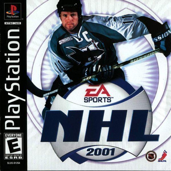 Rom juego Nhl 2001