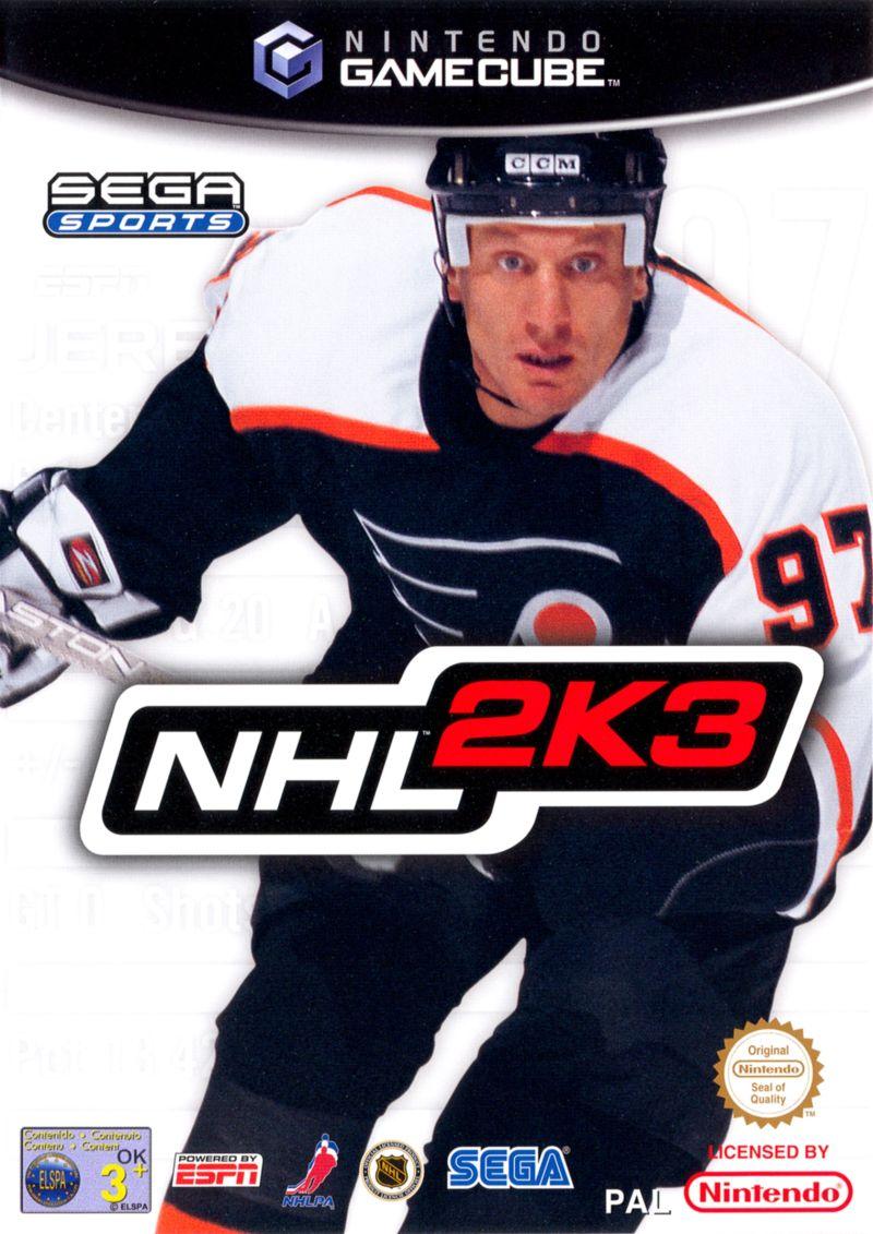 Rom juego NHL 2K3