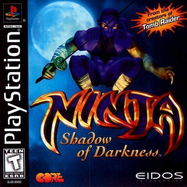 Rom juego Ninja Shadow Of Darkness