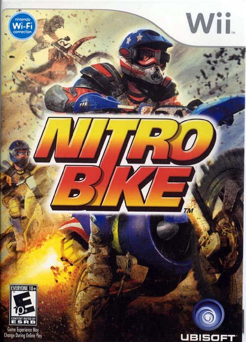 Rom juego Nitro Bike