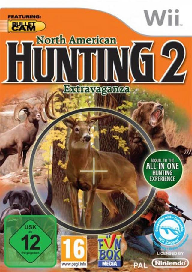 Rom juego North American Hunting Extravaganza 2