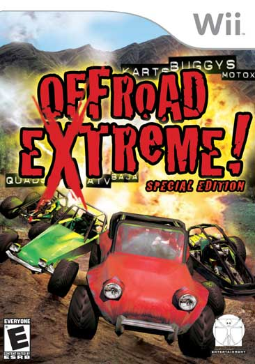 Rom juego Offroad Extreme Special Edition