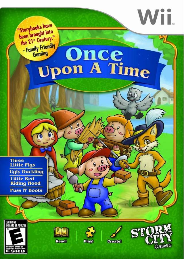 Rom juego Once Upon A Time