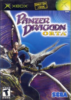 Rom juego Panzer Dragoon Orta