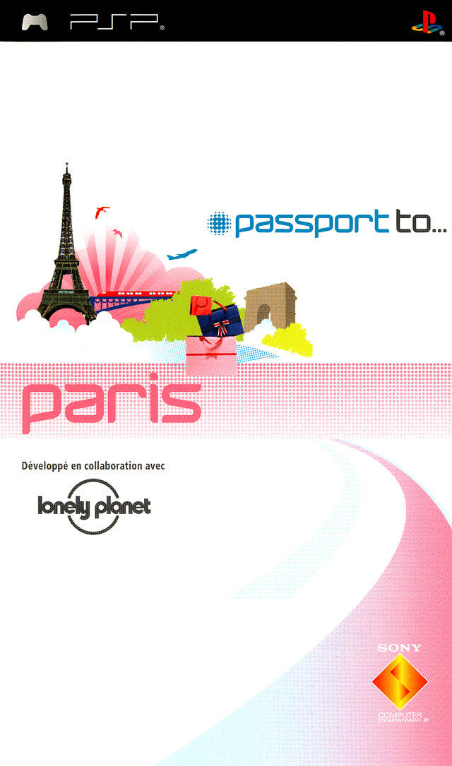 Rom juego Passport To Paris