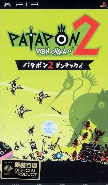 Rom juego Patapon 2 - Don-Chaka