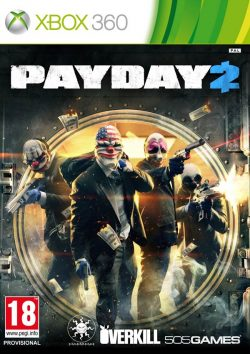 Rom juego PAYDAY 2