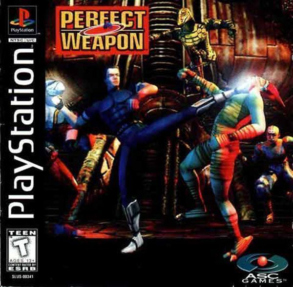Rom juego Perfect Weapon