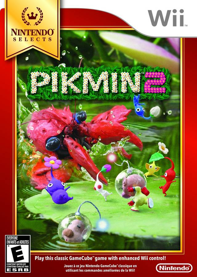 Rom juego Pikmin 2