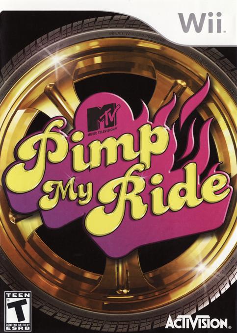 Rom juego Pimp My Ride
