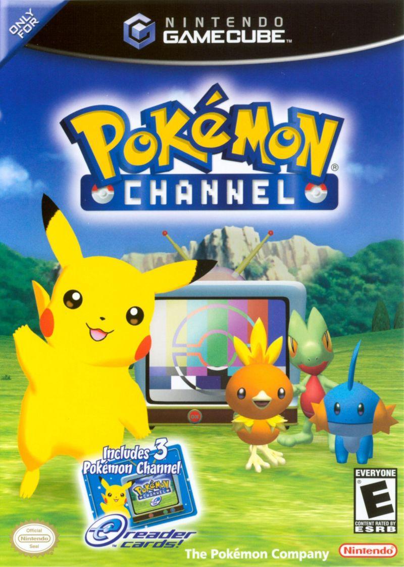 Rom juego Pokemon Channel