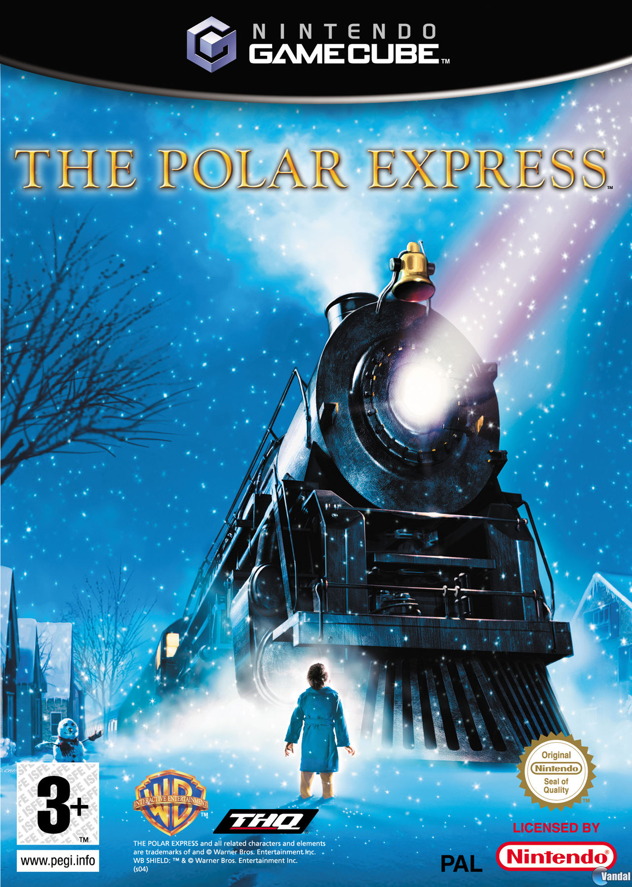 Rom juego Polar Express The