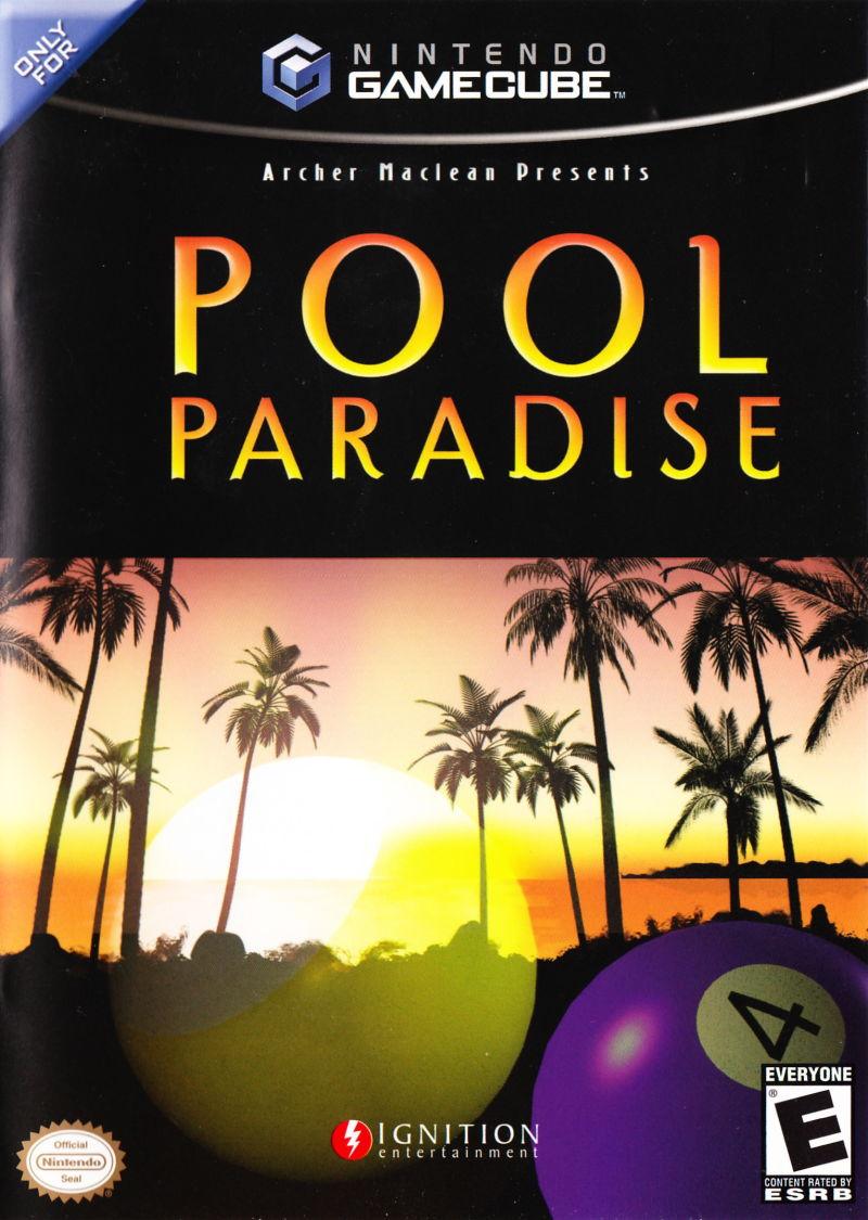 Rom juego Pool Paradise