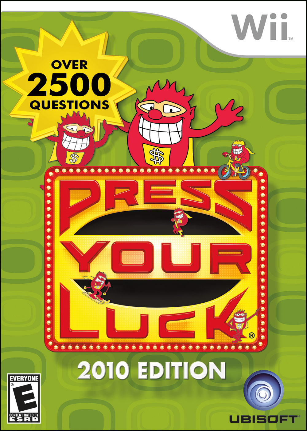 Rom juego Press Your Luck 2010 Edition