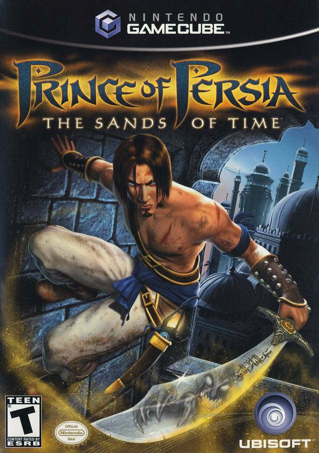 Rom juego Prince Of Persia The Sands Of Time