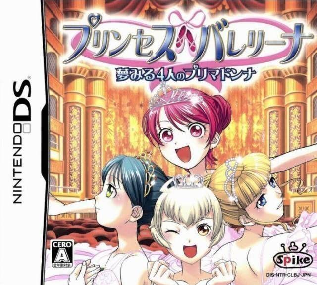 Rom juego Princess Ballerina - Yumemiru 4-Nin No Primadonna